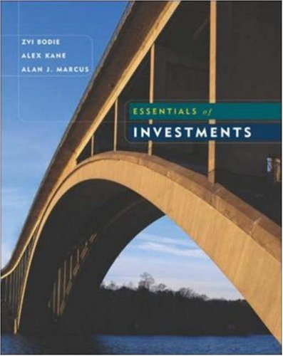 9780072855586: Essentials of Investments with Standard & Poor's Educational Version of Market Insight + PowerWeb + Stock Trak Coupon