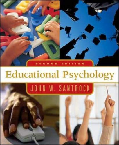 Educational Psychology with Student Toolbox CD-ROM and: John W Santrock,