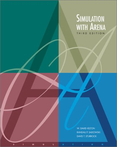 9780072856941: Simulation with Arena