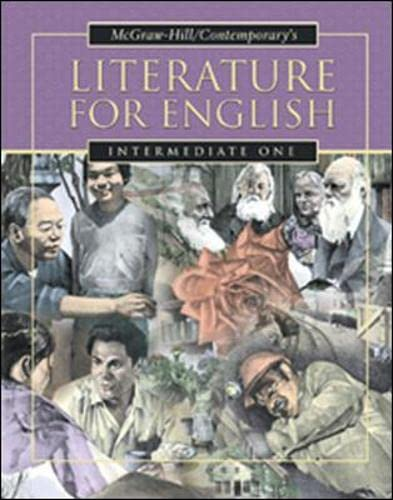 9780072858211: Literature for English: Intermediate One