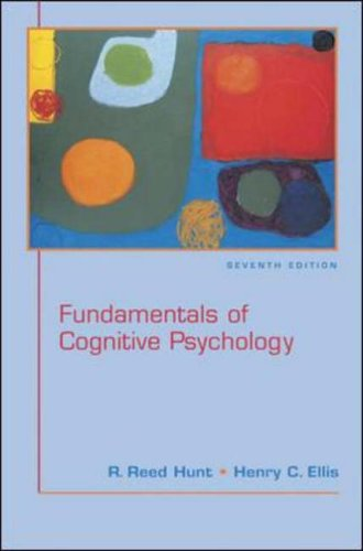 9780072858952: Fundamentals of Cognitive Psychology