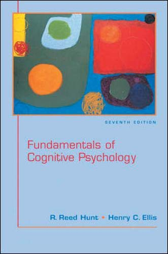 9780072858952: Fundamentals of Cognitive Psychology