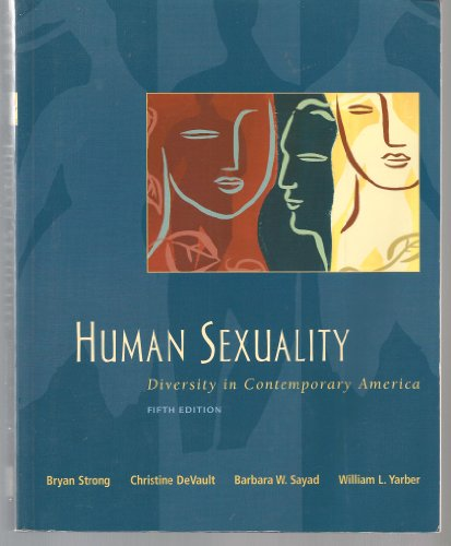 9780072860498: Human Sexuality: Diversity in Contemporary America