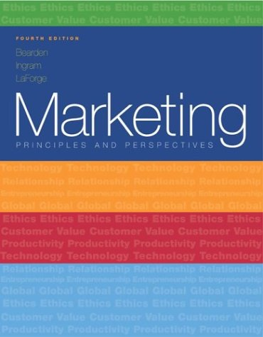 9780072860580: Marketing: Principles and Perspectives w/ Powerweb, 4/e (Looseleaf)