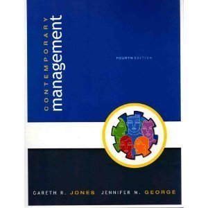9780072860825: Contemporary Management, 4th Edition