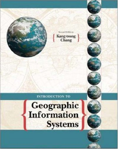 9780072861211: Introduction to GIS w/data files CD-ROM