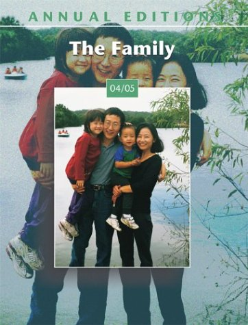 9780072861280: Annual Editions: The Family 04/05 (Annual Editions)