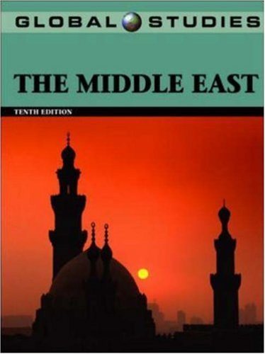 9780072861594: Global Studies: The Middle East, 10th Edition (Global Studies)