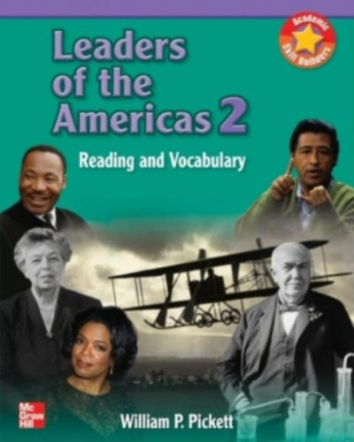 9780072862027: Leaders of the Americas 2 Student Book (Bk. 2)