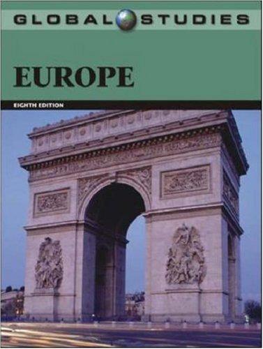 9780072862591: Global Studies: Europe
