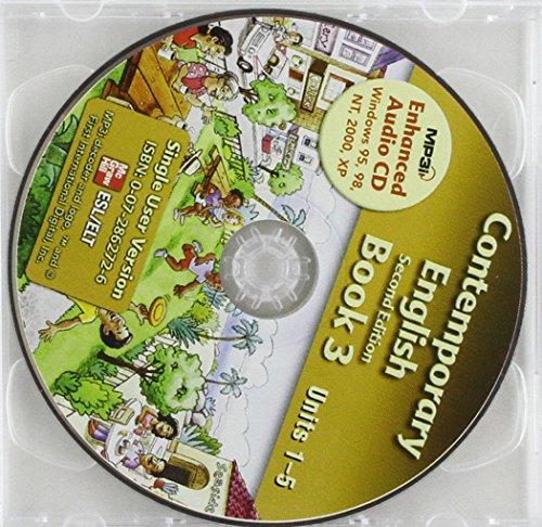 9780072862720: Contemporary Engilsh 3 Audio CDs (Contemporary English)