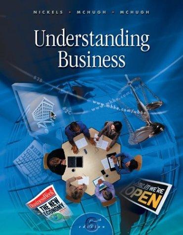 9780072862782: Understanding Business 2003 Media Edition featuring PowerWeb