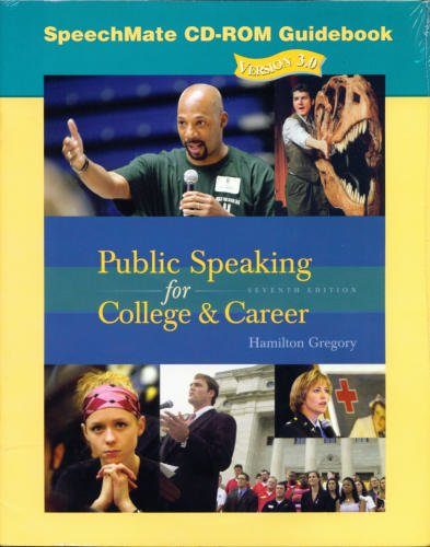 9780072862850: Public Speaking for College and Career