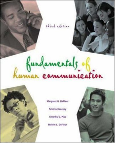 9780072862935: Fundamentals of Human Communication
