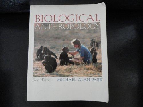 9780072863123: Biological Anthropology