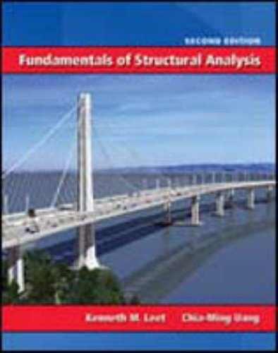 9780072863222: Fundamentals of Structural Analysis (Mcgraw-Hill Series in Civil and Environmental Engineering)