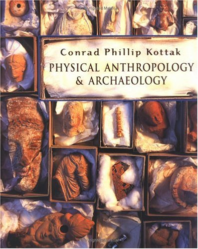 9780072863666: Physical Anthropology and Archaeology