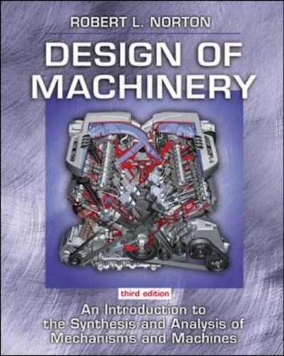 9780072864472: Design of Machinery (Engineering Series)