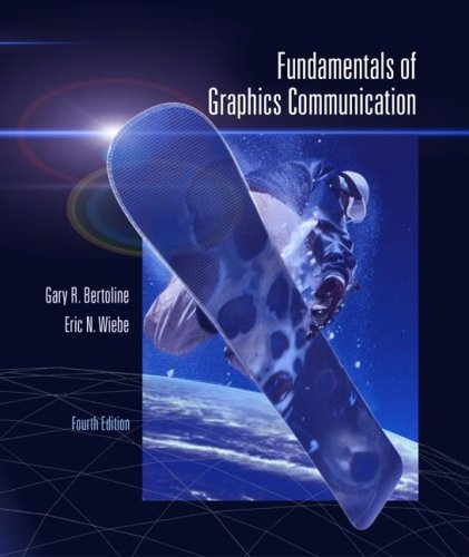 9780072864588: Fundamentals of Graphics Communication (McGraw-Hill Graphics)
