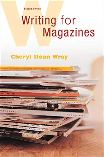 9780072864915: Writing for Magazines: A Beginner's Guide