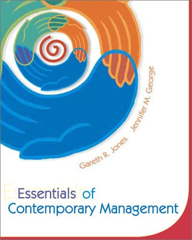 9780072865196: Essentials of Contemporary Management