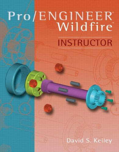 9780072865202: Pro Engineer -Wildfire Instructor (Mcgraw-Hill Graphics Series)