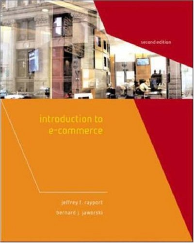 9780072865257: Introduction to e-Commerce, 2/e, with e-Commerce PowerWeb