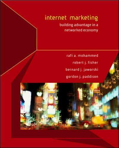 9780072865264: Internet Marketing, 2/e, with e-Commerce PowerWeb