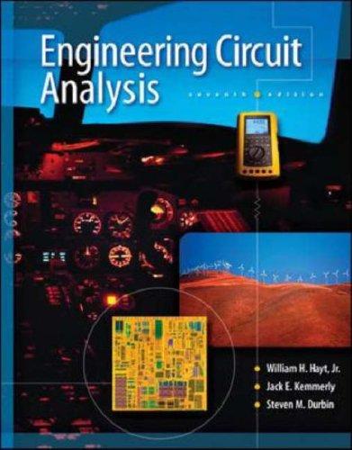 9780072866117: Engineering Circuit Analysis