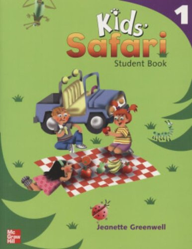 9780072867459: Kid's Safari Level 1 Student Book: Student Book Level 1