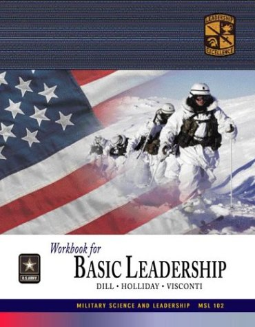 9780072867947: MSL 102 Basic Leadership Workbook