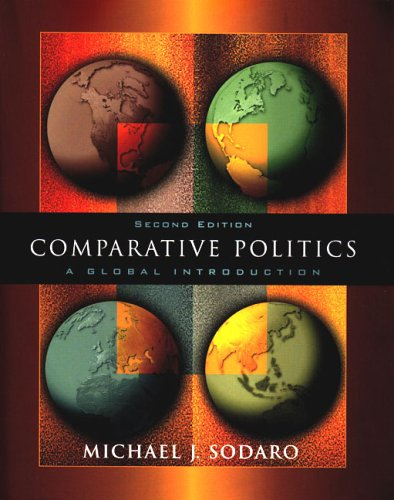 9780072867985: Comparative Politics: A Global Introduction