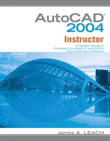 9780072868548: AutoCad 2004 Instructor