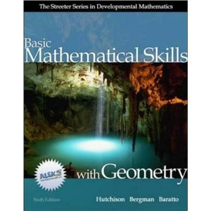 9780072869293: Basic Mathematical Skills with Geometry