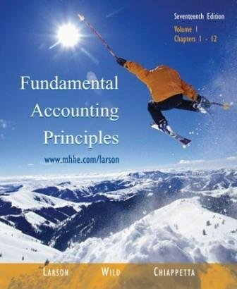9780072870039: Fund.Acct.Prin., vol.1:Chapter 1-12