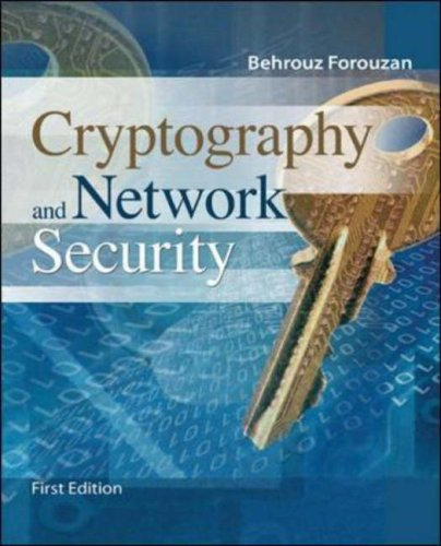 9780072870220: Cryptography & Network Security (Int'l Ed)