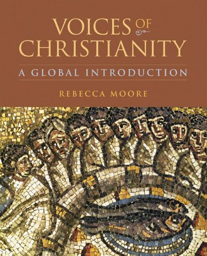 9780072870435: Voices of Christianity: A Global Introduction