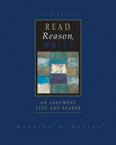 Read, Reason, Write with APA Update and: Dorothy U. Seyler,