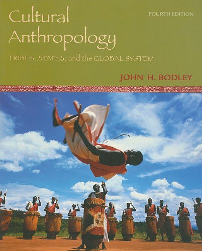 9780072870497: Cultural Anthropology: Tribes, States, and the Global System
