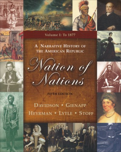 9780072870992: Nation Of Nations: A Narrative History Of The American Republic