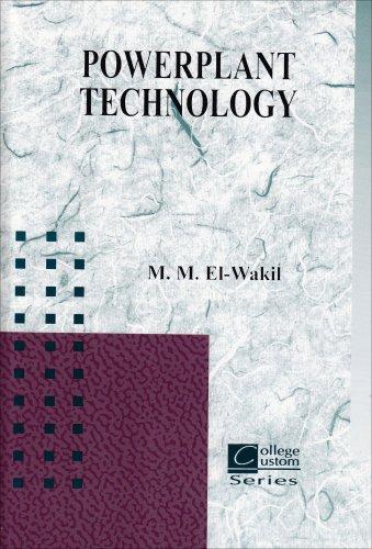 9780072871029: Powerplant Technology