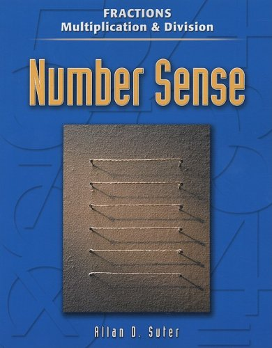 9780072871104: Number Sense, Fractions, Multiplication & Division - Updated Edition
