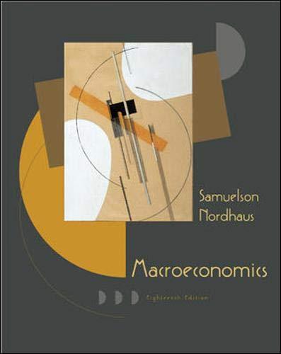 Macroeconomics: Paul A Samuelson,