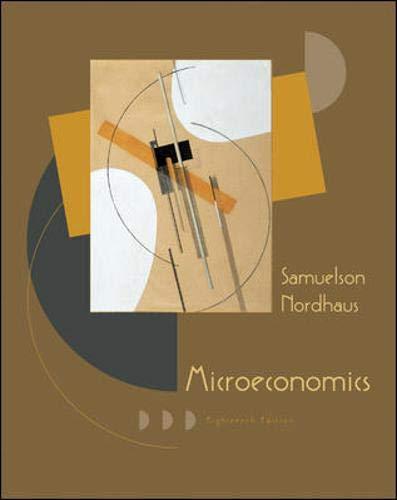 9780072872071: Microeconomics