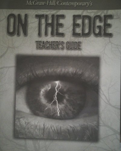 9780072872170: On the Edge Teacher's Guide