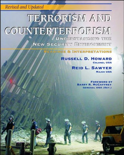 9780072873078: Terrorism and Counterterrorism: Understanding the New Security Environment, Readings and Interpretations, Revised & Updated 2004 (Trade Edition)