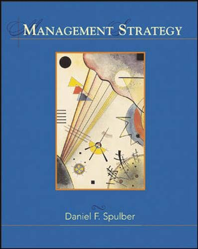 9780072873481: Management Strategy with Student CD-ROM