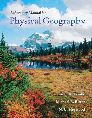 9780072873641: Physical Geography Laboratory Manual