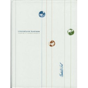 9780072873955: International Business: Competing in the Global Marketplace