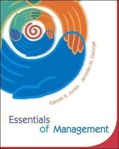9780072874235: Essentials of Contemporary Management
